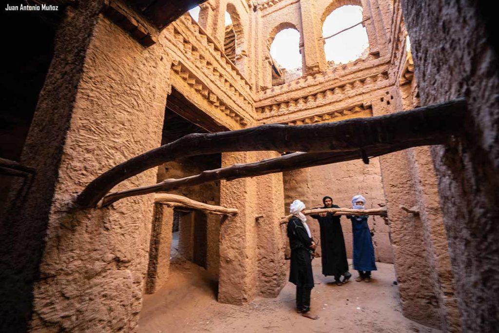Caravanserai. Marruecos