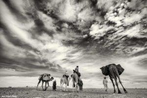 La gran llanura. Marruecos