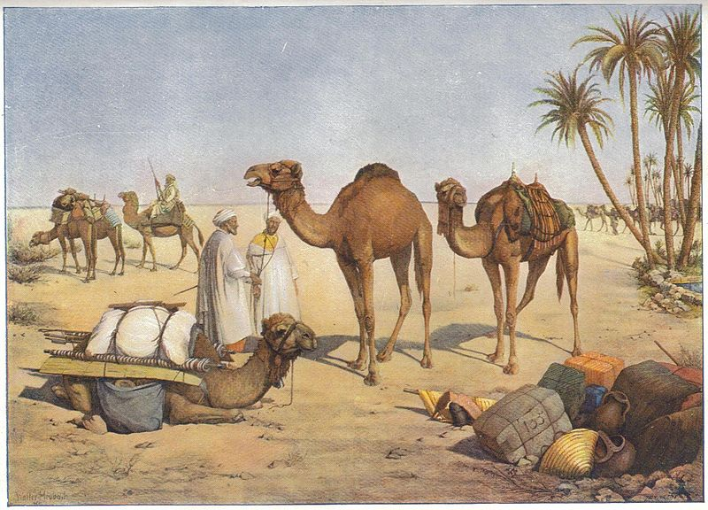 Ghana caravanas